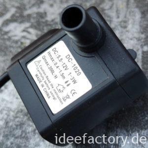 12V Pumpe